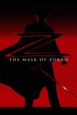Nonton Film The Mask of Zorro (1998) Terbaru