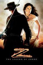 Nonton Film The Legend of Zorro (2005) Terbaru