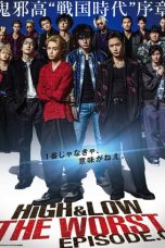 Nonton Film HiGH & LOW The Worst Episode.0 (2019) Terbaru
