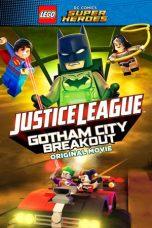 Nonton Film LEGO DC Comics Super Heroes: Justice League – Gotham City Breakout (2016) Terbaru