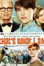 Nonton Film That's What I Am (2011) Terbaru