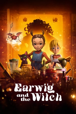 Earwig and the Witch (2020)