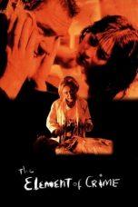 Nonton Film The Element of Crime (1984) Terbaru