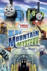 Nonton Film Thomas & Friends: Blue Mountain Mystery (2010) Terbaru