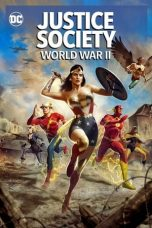 Nonton Film Justice Society: World War II (2021) Terbaru
