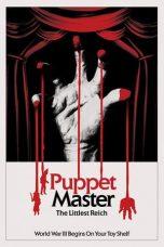 Nonton Film Puppet Master: The Littlest Reich (2018) Terbaru