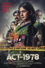 Nonton Film ACT-1978 (2020) Terbaru