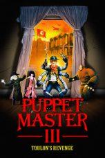 Nonton Film Puppet Master III: Toulon's Revenge (1991) Terbaru