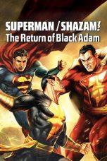 Nonton Film Superman/Shazam!: The Return of Black Adam (2010) Terbaru
