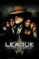 Nonton Film The League of Extraordinary Gentlemen (2003) Terbaru