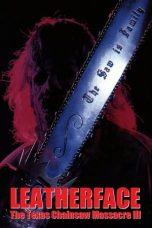 Nonton Film Leatherface: The Texas Chainsaw Massacre III (1990) Terbaru